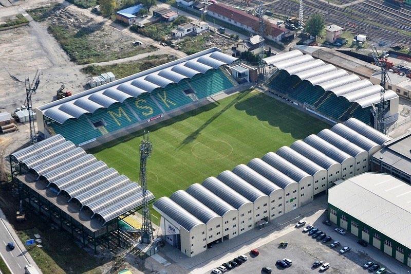 MSK Zilina Stadium - Slovakia