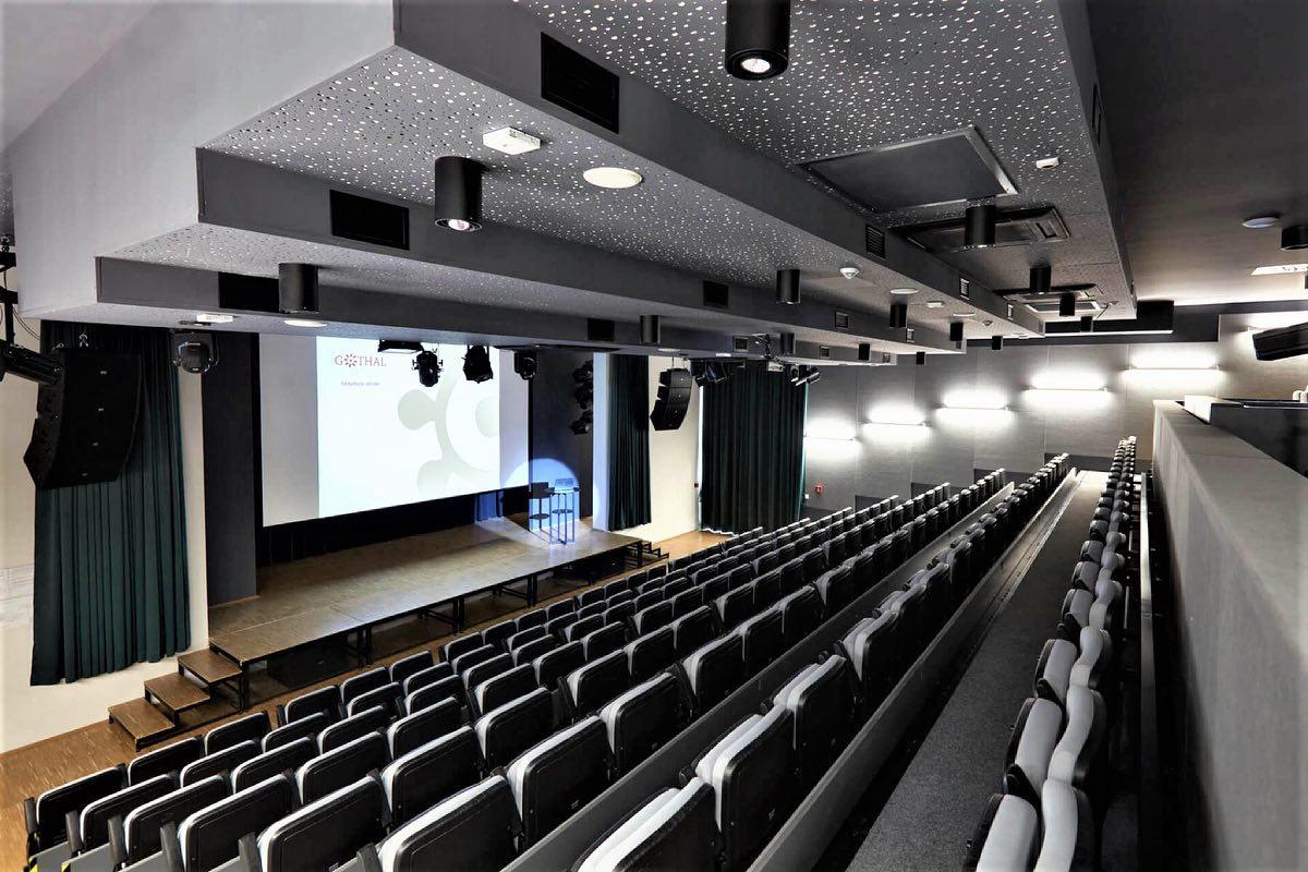 The Congress Center TIS of the Gothal Resort in Liptovska Osada, Slovakia