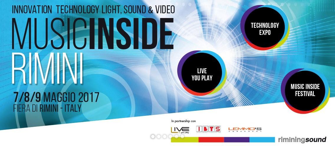 MIR 2017 - Music Inside Rimini